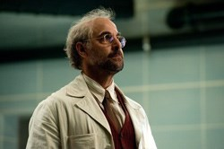 Stanley Tucci as Dr. Abraham Erskine
