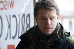 Matt Damon as Mitch Emhoff