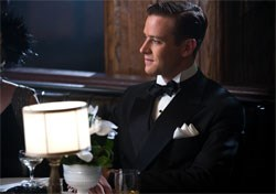 Armie Hammer as Clyde Tolson