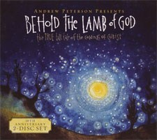 CD cover for Behold the Lamb of God