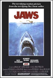 The infamous 'Jaws' poster