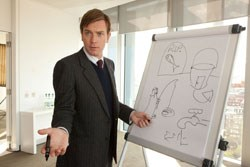 Ewan McGregor as Alfred Jones