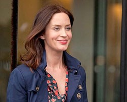 Emily Blunt as Harriet