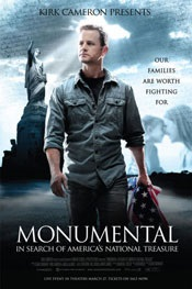 The poster for 'Monumental'
