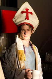 Marshall Allman as Donald Miller