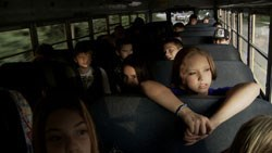 The school bus can be a hotbed of bullying