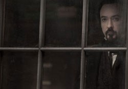 John Cusack as Edgar Allan Poe