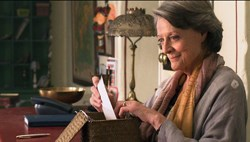 Maggie Smith as Muriel