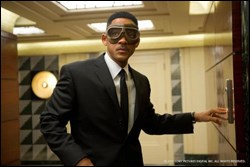 Will Smith as Agent J