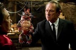 Tommy Lee Jones as Agent K