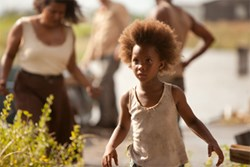 Quvenzhane Wallis as Hushpuppy