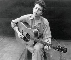 Dylan in the 1960s