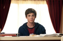 Logan Lerman as Charlie