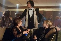 Ezra Miller as Patrick