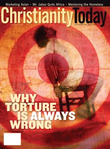 reasons torture is always wrong christianity today in the magazine