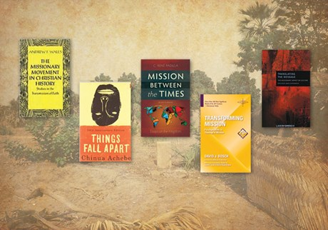 My Top 5 Books on Missions