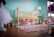 Saying No to the Cutesy Baby Nursery
