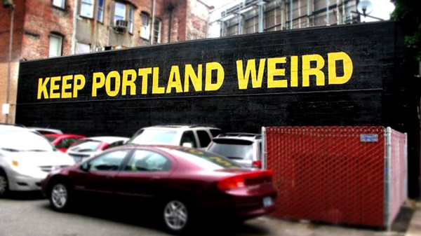 What the Gospel Means for Portland