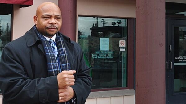 100 Men Standing against Portland's Gangs
