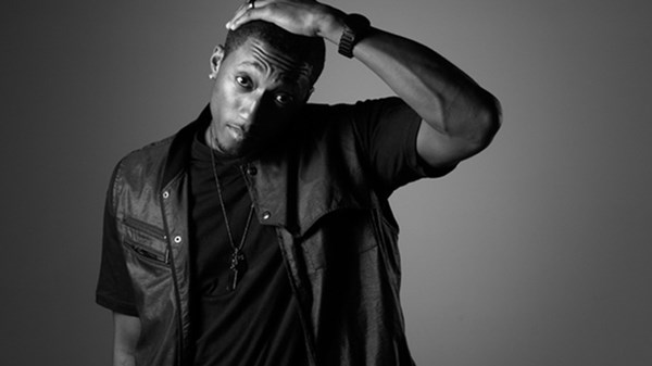 Lecrae's 'Man Up' Mission to Address Father Absence