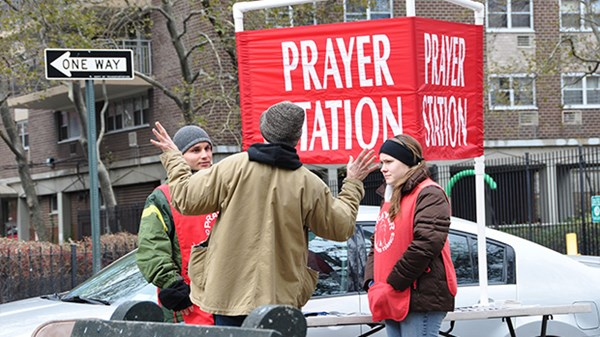 Hurricane Sandy Unites New NYC Churches