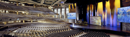 Church Auditoriums That Can Seat 5000 on Eco Friendly House Floor Plans