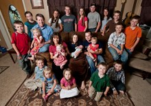 Can a Christian Family Ever Be Too Big?