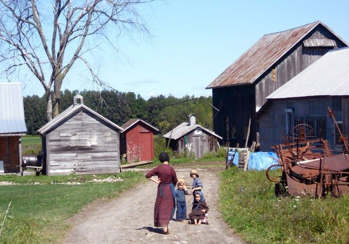 Thrill of the Chaste: Our Amish Romance Fantasies