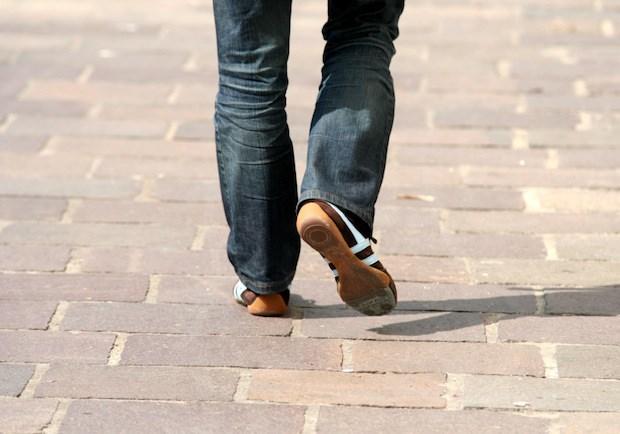 Missional Feet