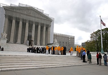 Supreme Court: Anti-AIDS Program Can't Require Groups to Oppose Prostitution