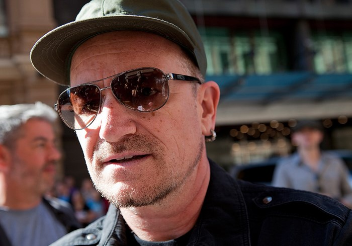 Six Surprises from Bono's Interview with Focus on the Family
