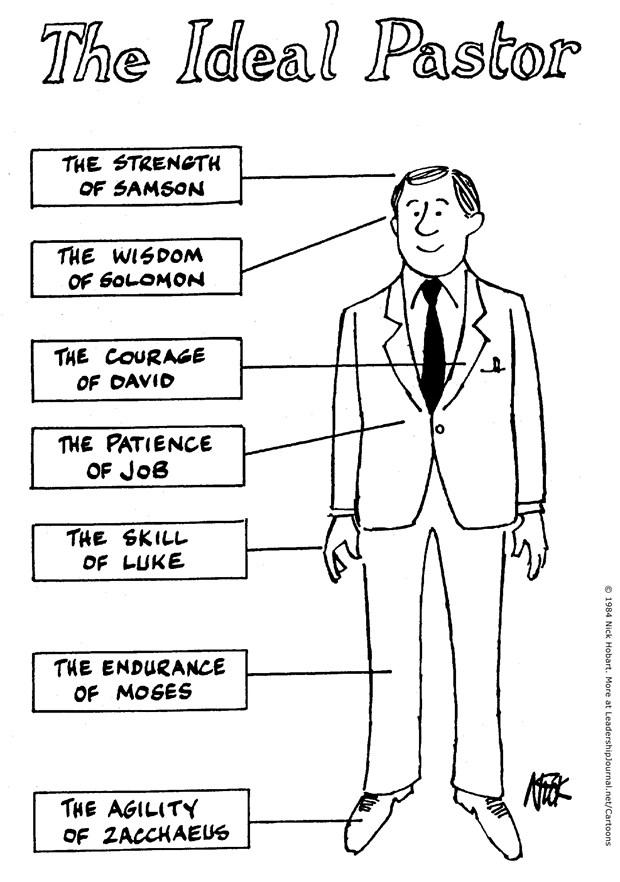 The Ideal Pastor | CT Pastors