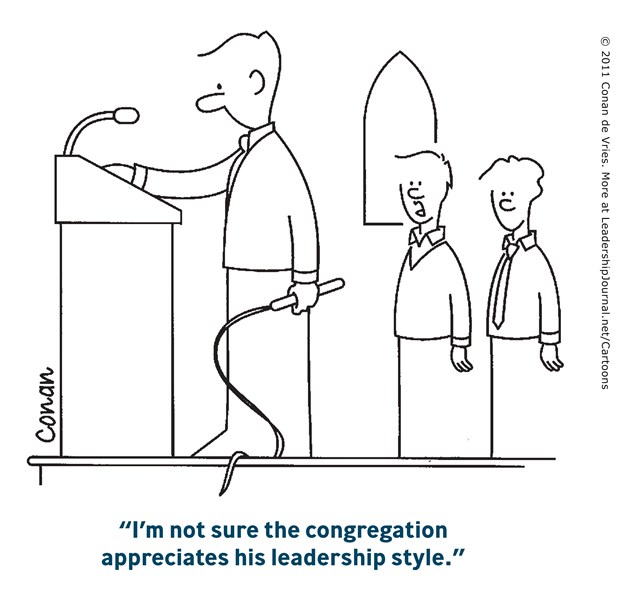 Churches Church Leadership: Leadership Style