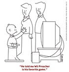 Wii Preacher