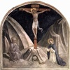 Fra Angelico's Fresco of Christ's Crucifixion