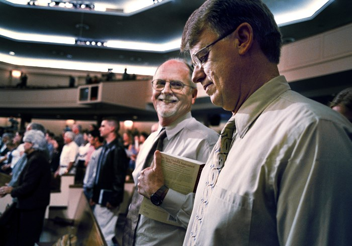 Why Welcome a Same-Sex Couple to Church?