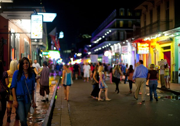 Bourbon Street's Notorious Nightlife Gains One More Controversial Activity: Preaching