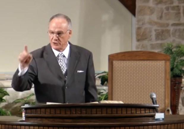 Should Pastors Rebuke Parishioners from the Pulpit?