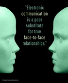 Face to Face Relationships