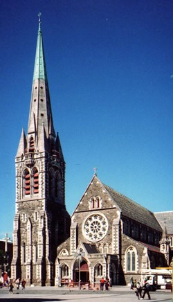 Christchurch Cathedral (2003)