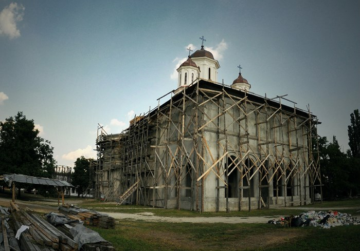 Why One of Europe's Poorest Countries Is Building a New Church Every Three Days