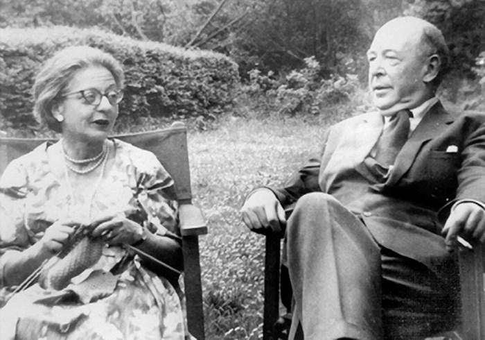 C. S. Lewis's Joy in Marriage