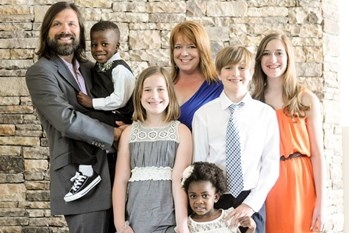 Mac Powell & Family