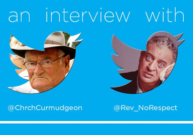 Seeing the Church Through the Eyes of Two Twitter Rockstars