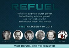 Saturday is for Seminars: Refuel 2013 in Lynchburg, VA