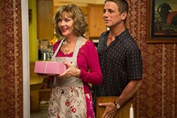 Tony Danza and Glenne Headley  in Don Jon