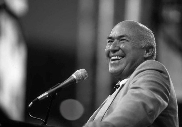 Chuck Smith Has Died