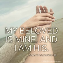 Song of Solomon 2:16