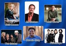 On TBN Tonight w/ Beth Moore, Matt Carter, Derwin Gray, The Issacs, & The Newsboys