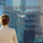 Ephesians 4:1